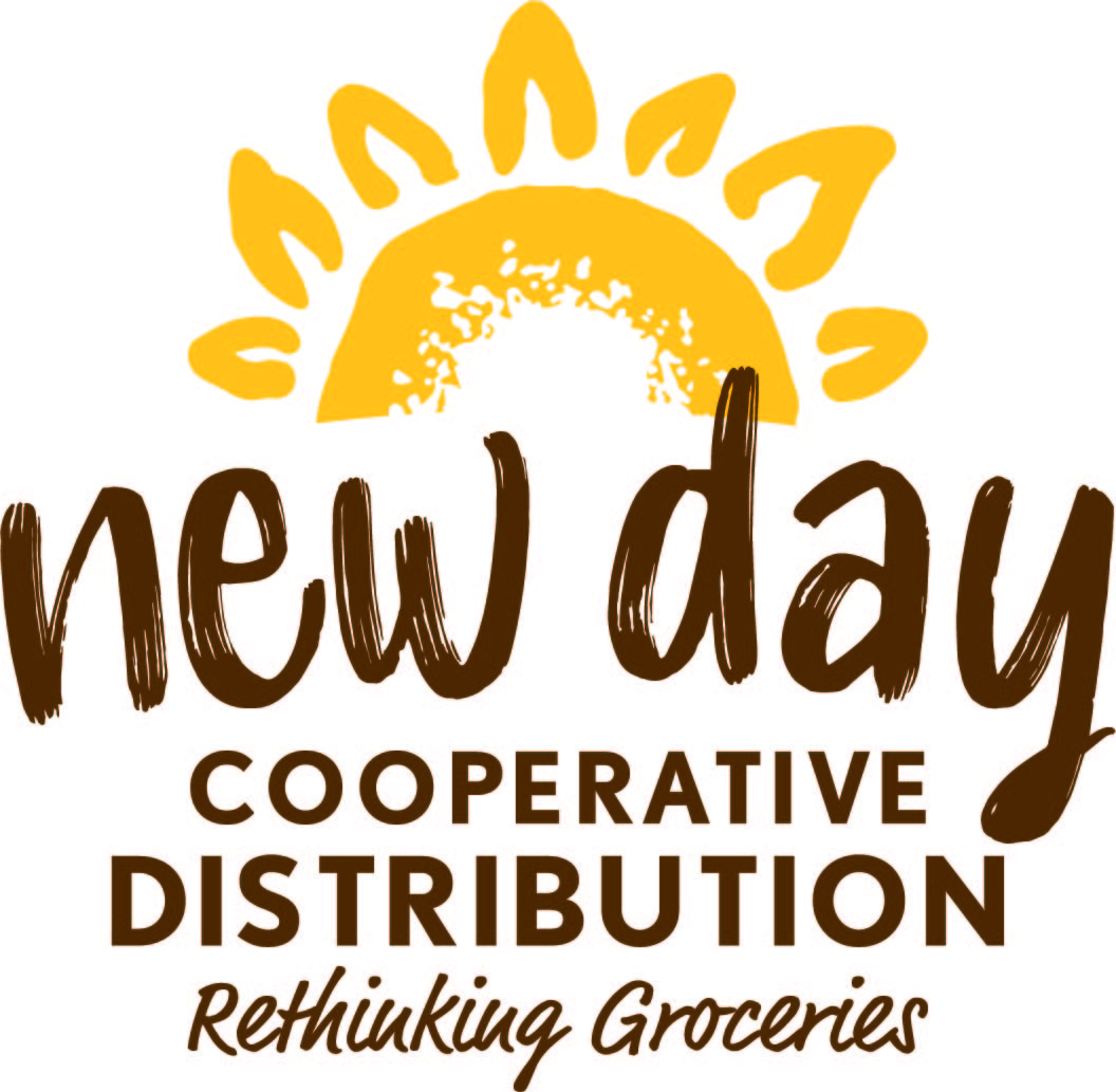 New Day is a grocery home delivery service that services the greater Seattle area between Burien in the north and Lynwood in the south. The suppliers include co-ops such as Equal Exchange and Patty Pan, but also local food producers such as Olykraut, Sam's Salmons, and more!